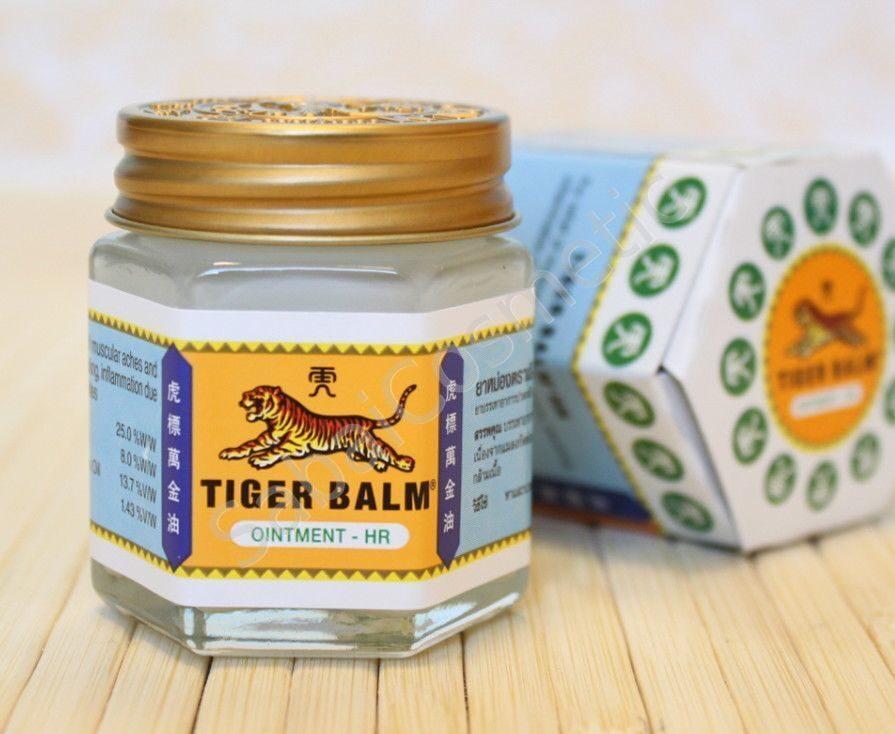 белый тайский бальзам для роста волос