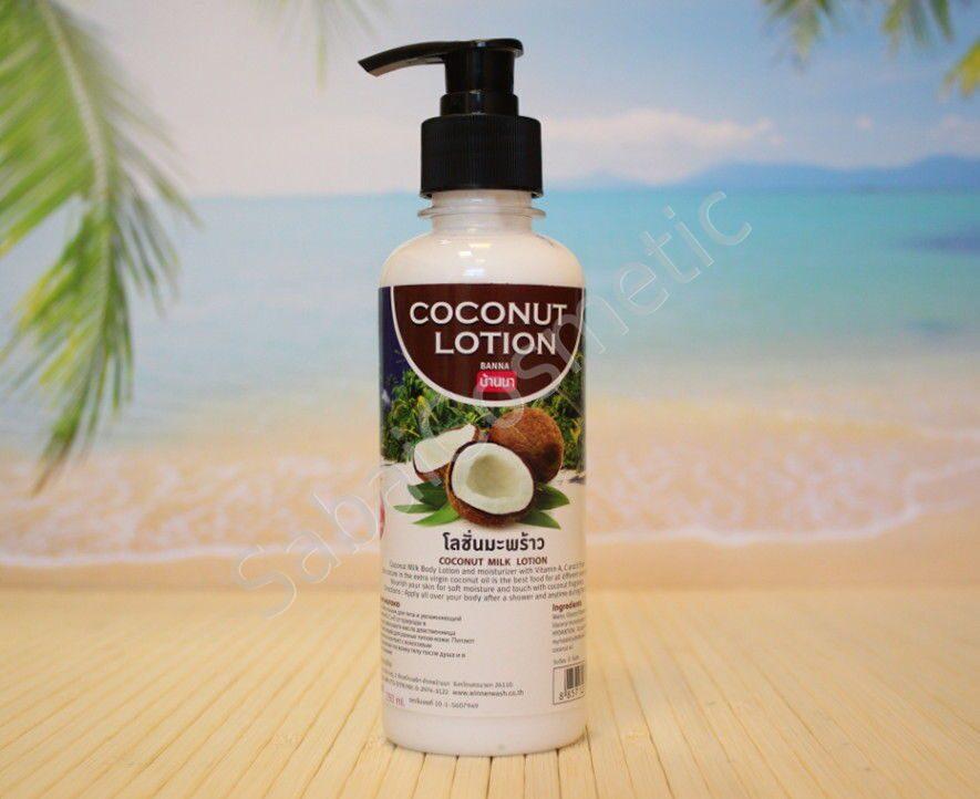allergi mot kokos