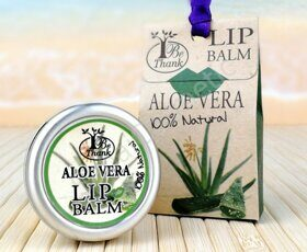 "Бальзам для губ ""Алое Вера"" Be Thank lip Balm Aloe Vera, 10 ml"