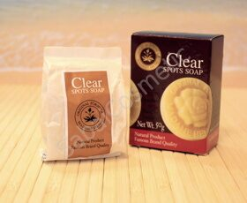Madame Heng Clear Spots Soap, 50г