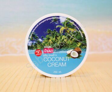 Крем для тела с экстрактом Кососа Banna Coconut Cream, 250ml
