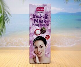 Маска-пленка для лица Мангостин Banna Peel-off Mask Mangosteen, 120ml