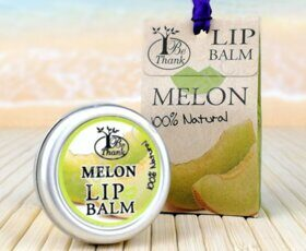 "Бальзам для губ ""Дыня"" Be Thank lip Balm Melon, 10 ml"