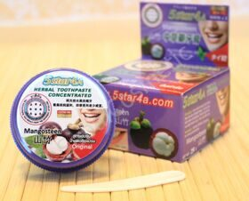 "Зубная паста ""Мангостин"" 5STAR4A Herbal toothpaste mangosteen, 25g"