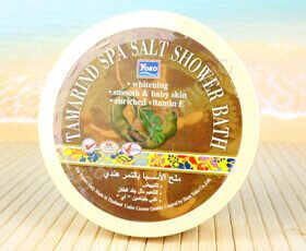 "Солевой спа-скраб для тела ""Тамаринд"" Yoko Tamarind Spa Salt Shower Bath, 250g"