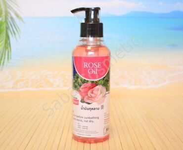Масло для тела массажное Banna ROSE Oil, 250ml