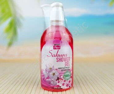 Гель для душа Сакура Banna Sakura Shower Gel, 250 ml