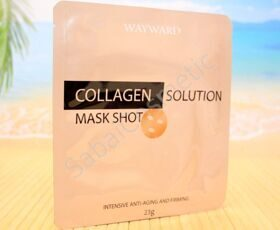 Тканевая маска Wayward Collagen Solution Mask Shot