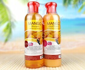 "Шампунь и кондиционер ""Манго"" Banna Mango Shampoo Conditioner, 360+360 ml"