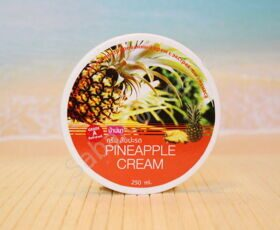 Крем для тела с экстрактом ананаса BANNA Pineapple Cream, 250ml