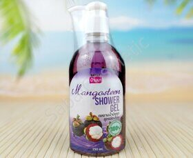 Гель для душа Мангостин Banna Mangosteen Shower Gel, 250 ml