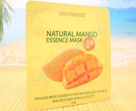 Тканевая маска Wayward Natural Mango Essence Mask