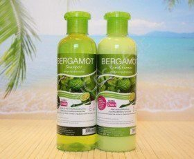 Шампунь и кондиционер с экстрактом Бергамота Banna Bergamot Shampoo and Conditioner, 360+360 ml