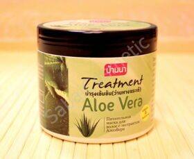 Маска для волос с экстрактом Алое вера Banna Aloe Vera Treatment, 300ml