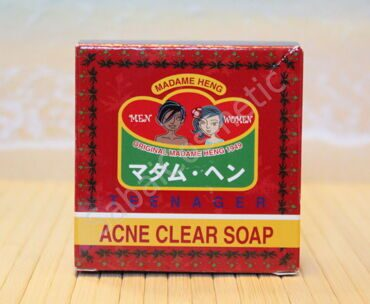 Мыло против акне Madame Heng Acne Clear Soap Teenager, 150g