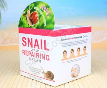 Улиточный крем для лица Thai Kinaree Snail Lift Up Reapairing Cream, 50 ml
