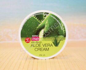 Крем для тела с экстрактом Алоэ вера Banna Aloe Vera Body Cream, 250ml
