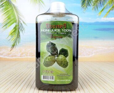 Сок Нони 100% OTOP Noni Juice, 500ml