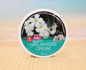 Крем для тела с экстрактом Лилавади (Франжипани) Banna Lelawadee Cream , 250ml