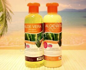 Шампунь и кондиционер Алоэ Вера Banna Aloe Vera Shampoo & Conditioner, 360+360 ml